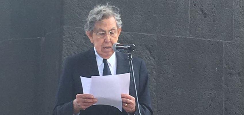 Cuauhtémoc Cárdenas llama a revertir reformas de Peña