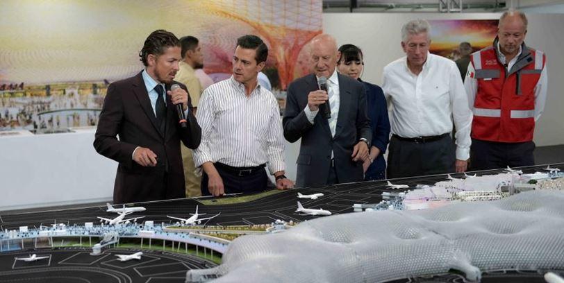Aerotrópolis: Interés inmobiliario, el verdadero motor del NAIM