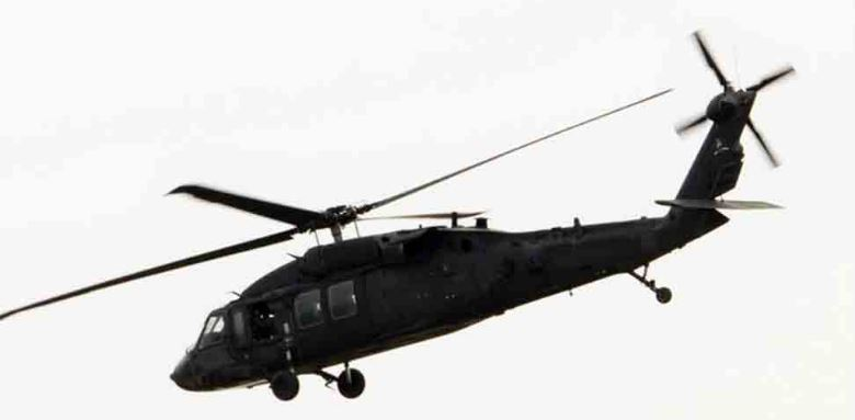 Cae helicóptero de EU en Irak: 7 soldados muertos