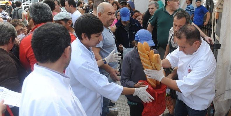 Hasta los panaderos se levantan contra Macri