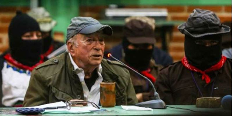 Nombran al exrector de la UNAM, Pablo González Casanova, comandante del EZLN
