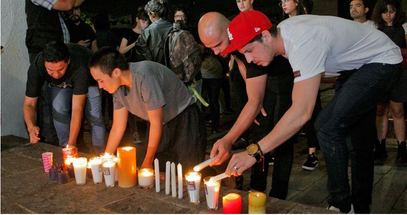 Estalla la ira: asesinato de los estudiantes en Jalisco estruja al país
