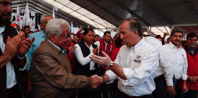 Antorcha Campesina tiene concesiones de gasolineras en 7 estados