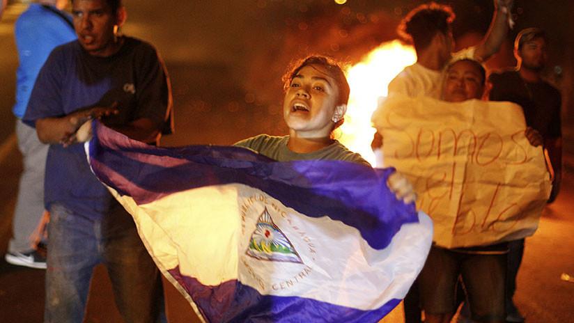 Claves de la rebelión por jubilaciones en Nicaragua