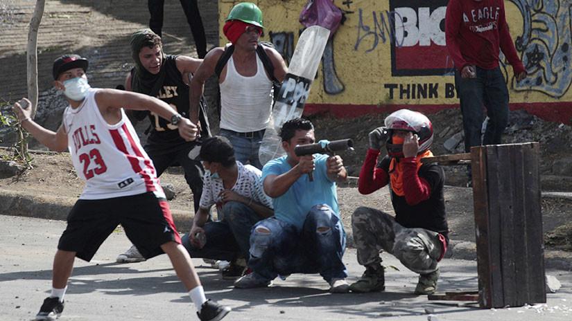 Cancelan reforma de pensiones en Nicaragua