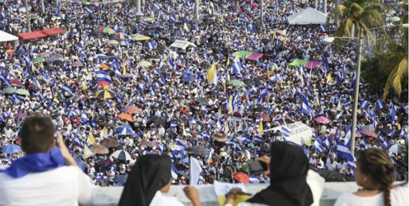 "Acusa Nicaragua a CIDH por ""intento de golpe de Estado"""