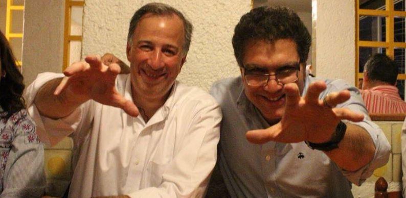 Ríos Piter se suma a la campaña de Meade