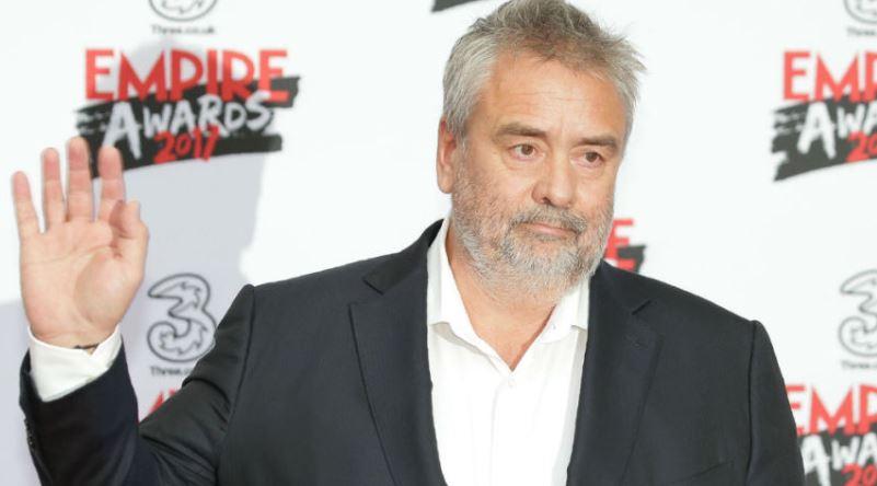 Actriz de 27 años acusa de violación al director Luc Besson