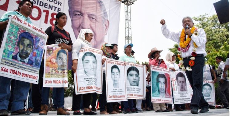 Ponen en marcha reforma para crear la Comisión Ayotzinapa