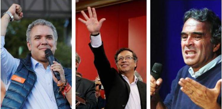 Colombia se juega su destino en las urnas
