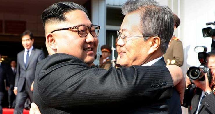 Líderes de ambas Coreas se reúnen de nuevo