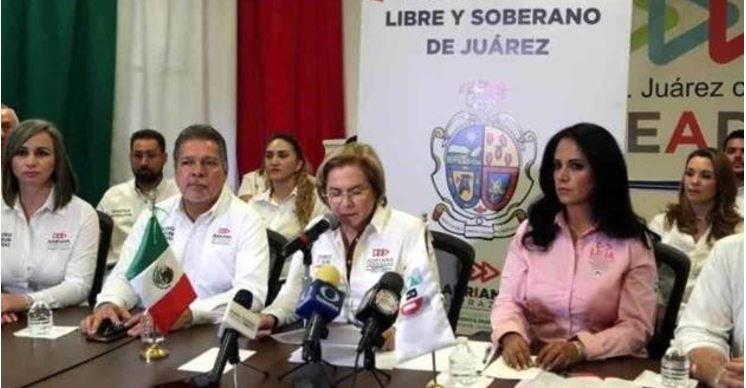 A la desesperada, propone candidata del PRI convertir a Cd. Juárez en… ¡un estado!