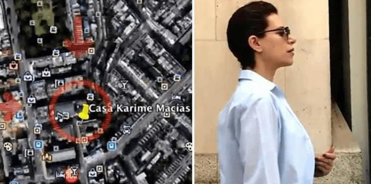 Admite Reino Unido solicitud de asilo  político a Karime Macías