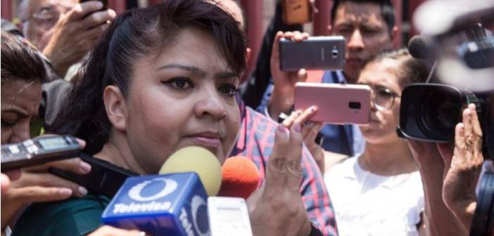 Juez se declara incompetente para investigar denuncia de Nestora contra Meade