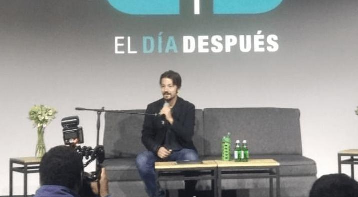 Diego Luna, Cuarón e Iñárritu lanzan iniciativa 'El día después' (VIDEOS)