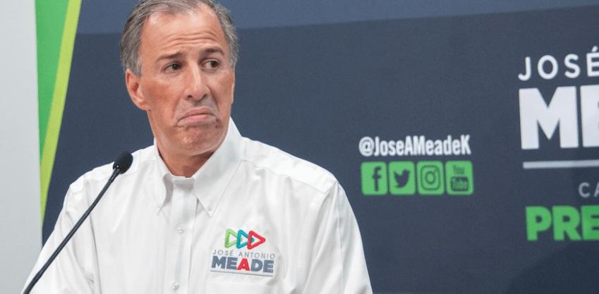 Frente de Anaya denuncia a Peña, Calderón y Meade por Odebrecht