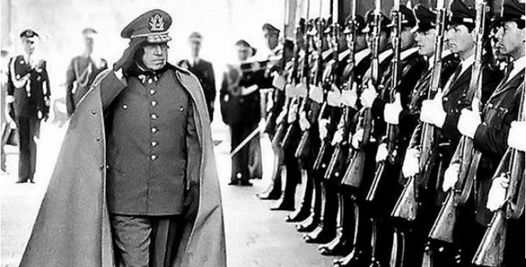 Decomisan propiedades y 5 mdd de Pinochet