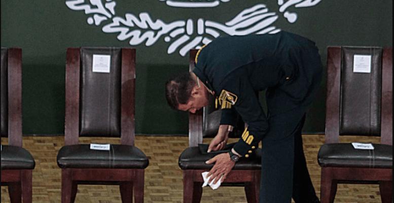 Somos moldeables, dice el Estado Mayor Presidencial a AMLO