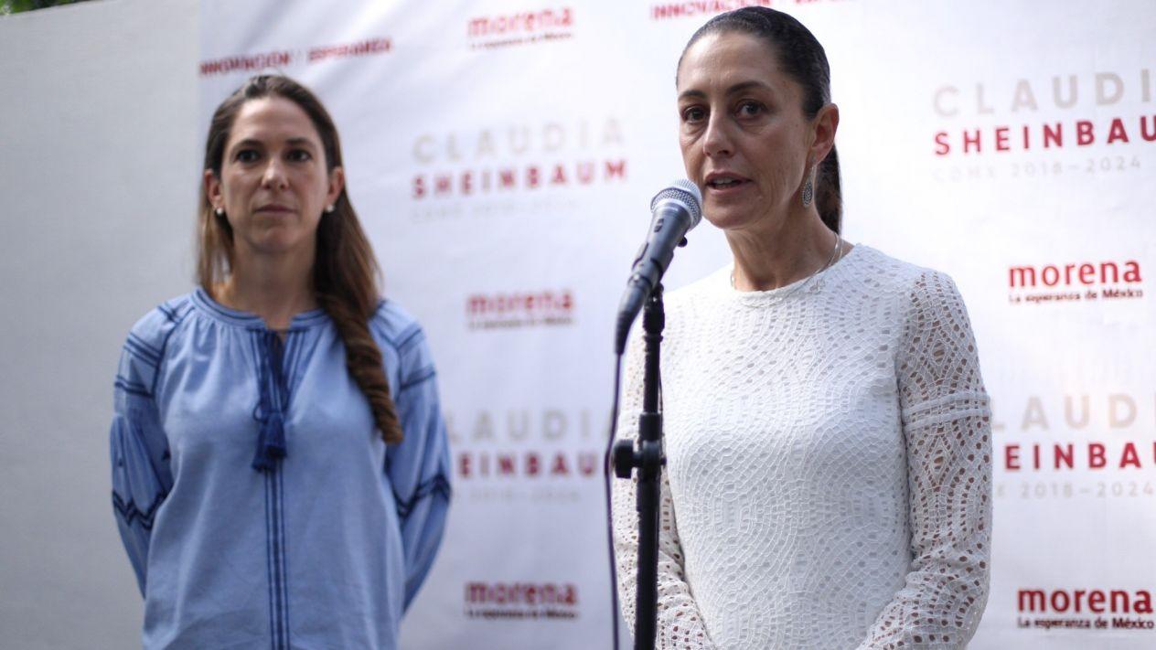 Mariana Boy se suma al equipo de planificación de Claudia Sheinbaum