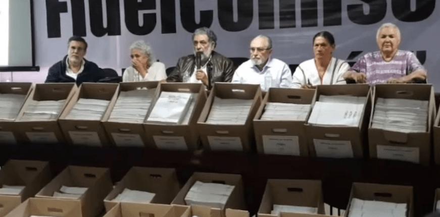 """Fideicomiso no es de Morena y es """"aberrante"""" la multa del INE"""