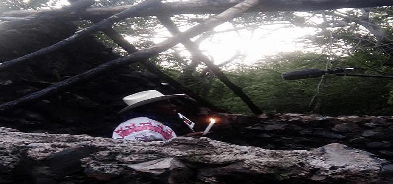 La alcaldesa priista que mandó quemar un centro ceremonial Wixárika