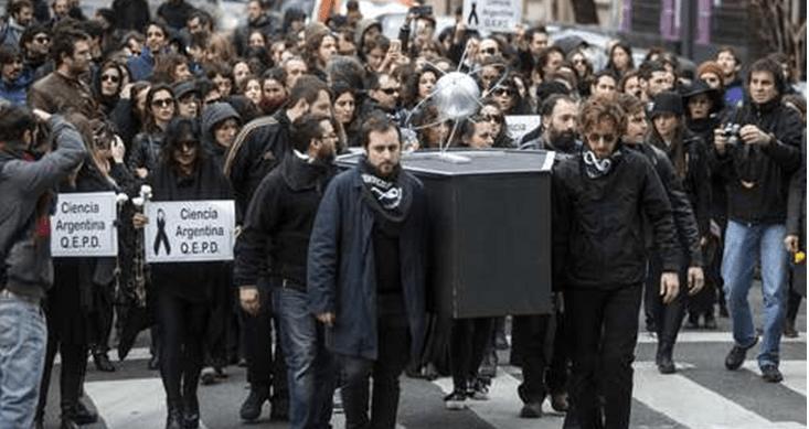 Arranca semana clave de protestas en Argentina