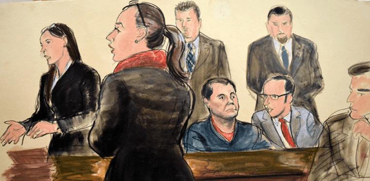 Elimina EU 6 de 17 cargos contra 'El Chapo'