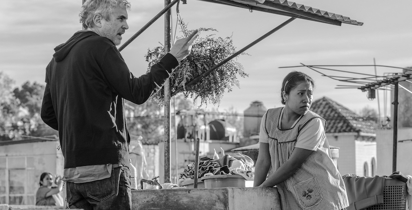 Roma es nominada a 8 premios de los Critics' Choice Awards