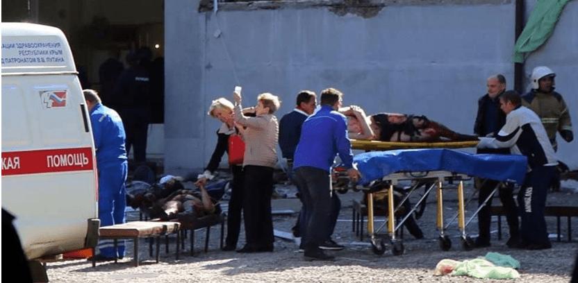 Masacre escolar en Crimea: 19 muertos, 50 heridos (VIDEO)