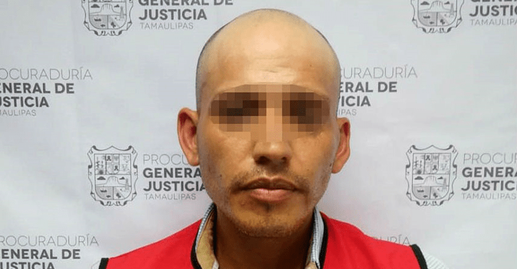 """Capturan a """"El Diablo"""", presunto homicida de la activista Miriam Rodríguez"""