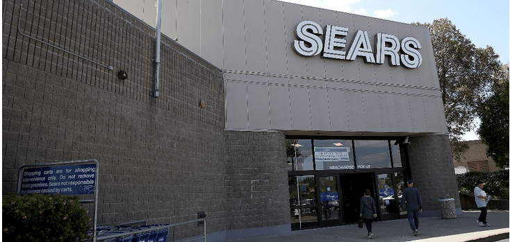 Sears se declara en quiebra