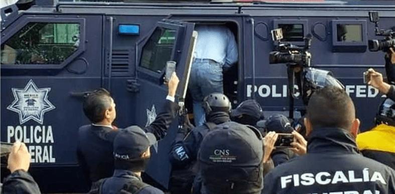 Detienen a acusado de abusar de 37 niños en kínder de la CDMX