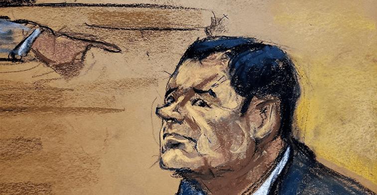 """Hermano del """"Mayo"""" Zambada testifica contra """"El Chapo"""" Guzmán"""
