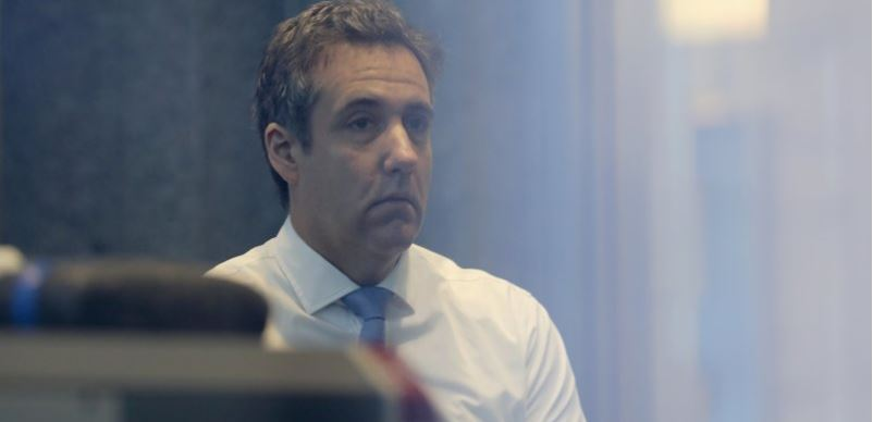 Cohen manipuló 2 sondeos en favor de Trump