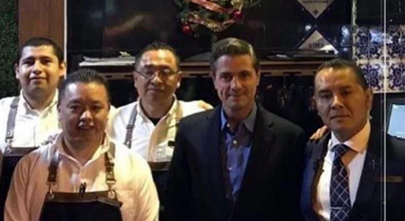 Restaurante de lujo en Metepec presume haberle servido a Peña Nieto