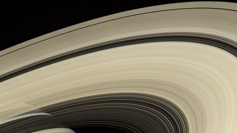 Los anillos de Saturno están colapsando: NASA (VIDEOS)