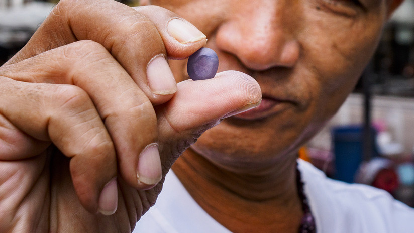 Hallan en Israel un desconocido mineral extraterrestre