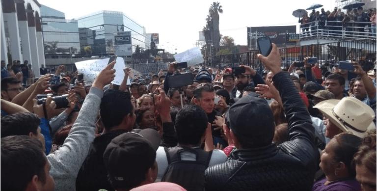 Detienen a locutor por dichos sobre el gobernador de Aguascalientes