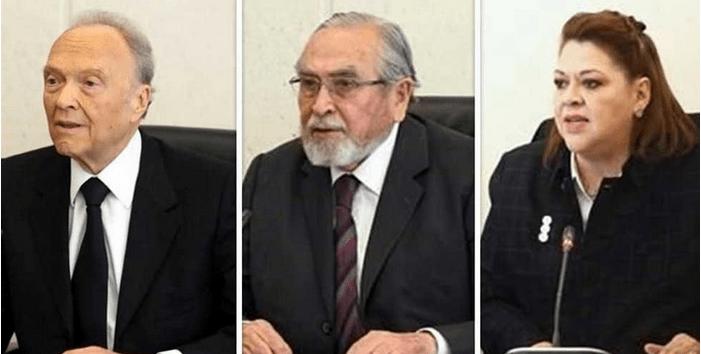 La terna de AMLO para la Fiscalía General: Gertz, Bátiz y Gyves