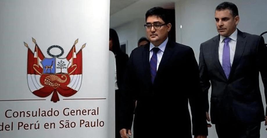 Suscribe Perú acuerdo con Odebrecht