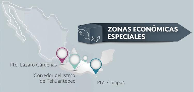 Desaparecen las zonas económicas especiales de EPN