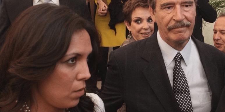 Vinculan a Ana Cristina, hija de Fox, en la secta sexual NXVIM