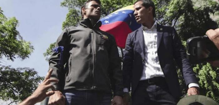 Tribunal ordena la captura de Leopoldo López
