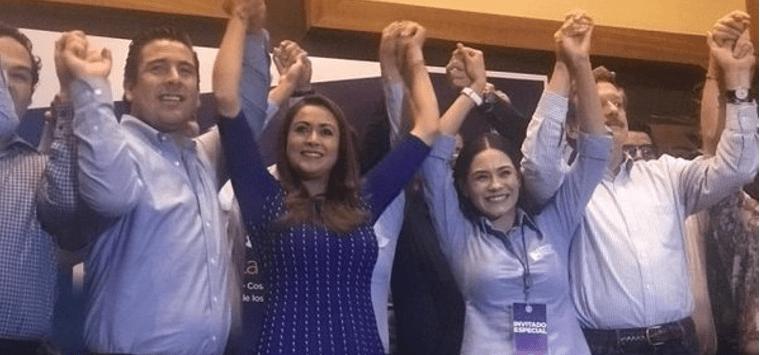 El PAN obtiene triunfos en Tamaulipas, Aguascalientes y Durango