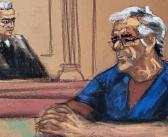 Niegan libertad bajo fianza a Jeffrey Epstein
