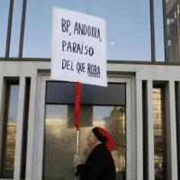 Collado tiene una cuenta congelada en Andorra por 90 mde
