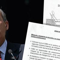 Felipe Calderón autorizó a la CIA a operar desde México