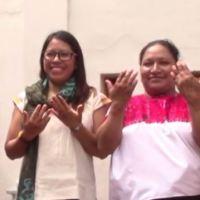 4 indígenas de Chiapas se gradúan de ingenieras solares en la India