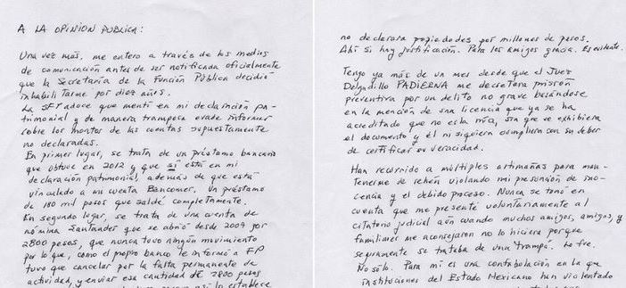 Rechaza AMLO confabulación contra Rosario Robles