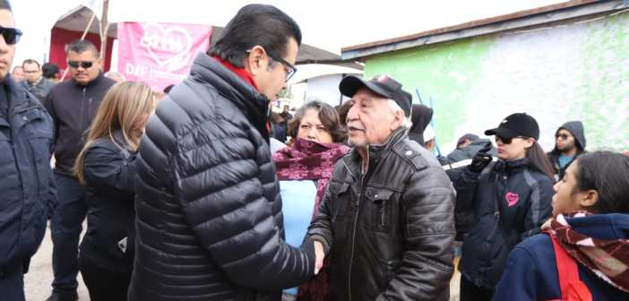 Brinda Municipio de Juárez apoyo social a familias vulnerables